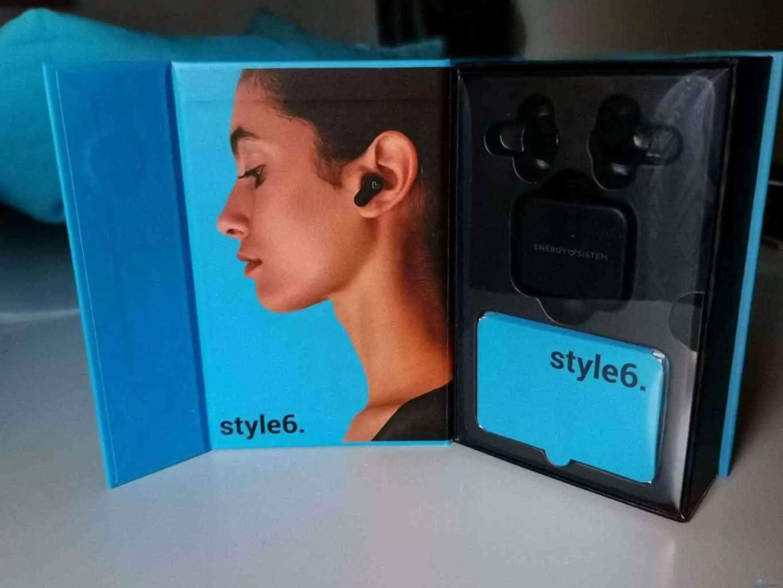 Análise Energy Earphones Style 6 True Wireless a verdadeira liberdade em audio sem fios 2