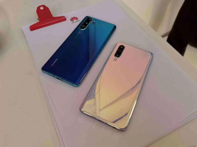 Huawei P30 supera pré-encomendas do Huawei P20 em 10 Vezes 2