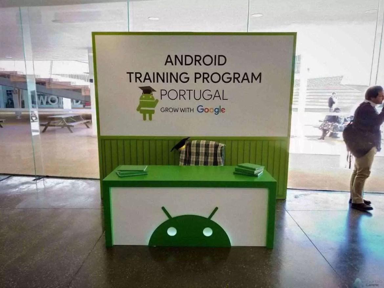Google lança Android Training Program em Portugal 1