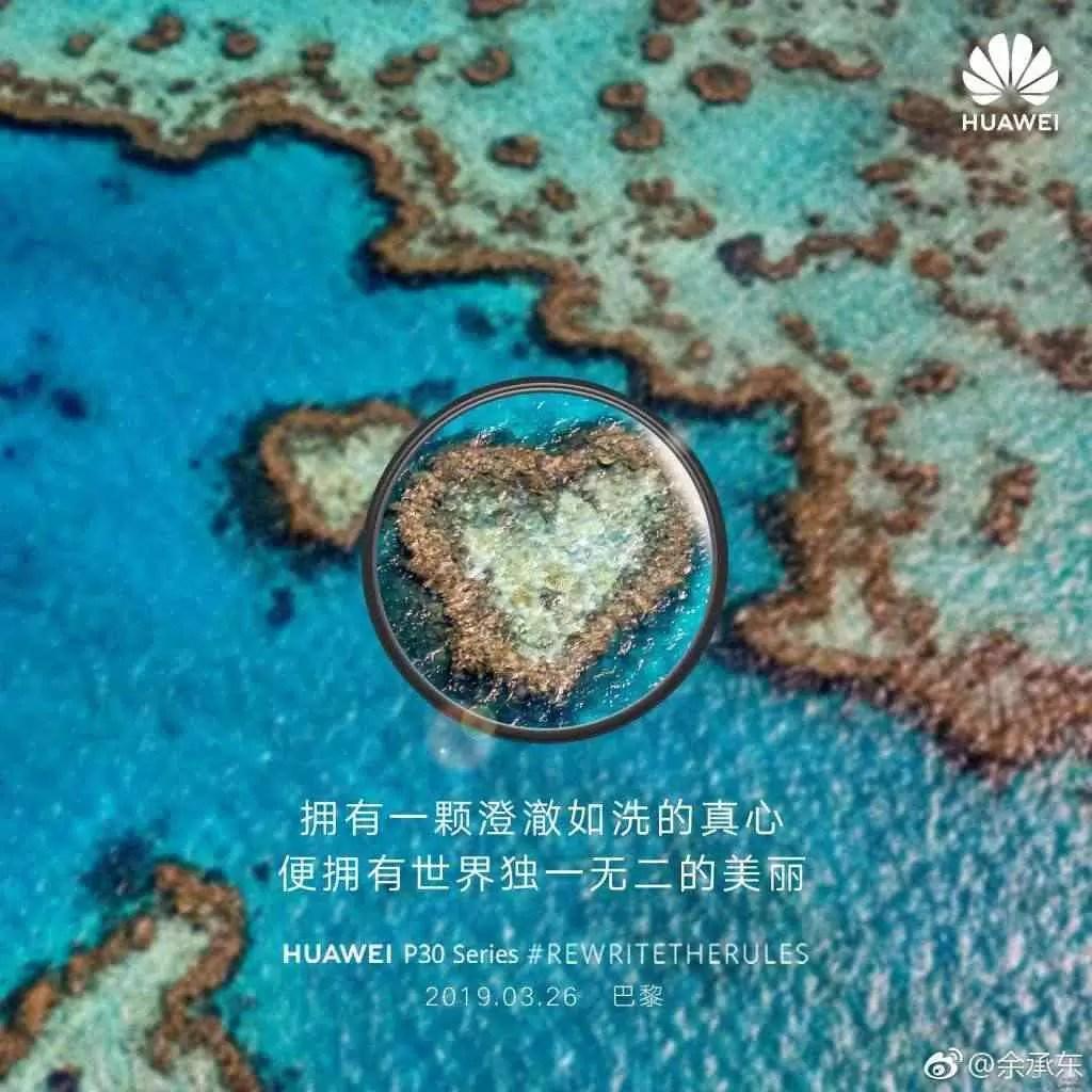 """Huawei brinca com os recursos """"Super Zoom"""" do Huawei P30 8"""
