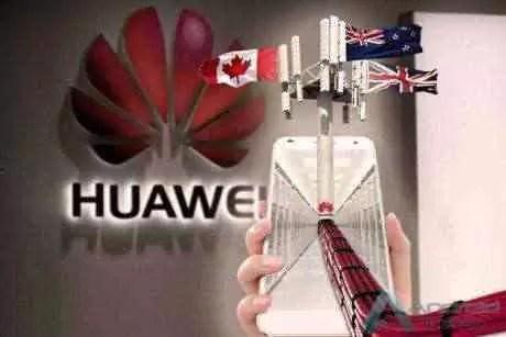 Huawei não tem planos de processar o governo australiano, para já.. 1