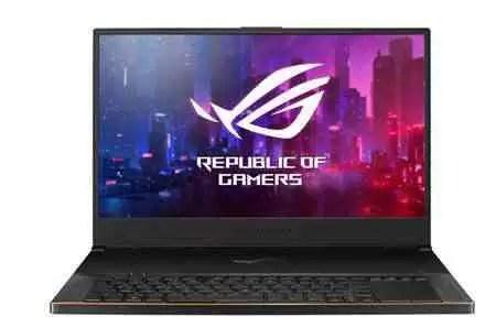 ASUS Republic of Gamers apresenta o Zephyrus S (GX701) 1