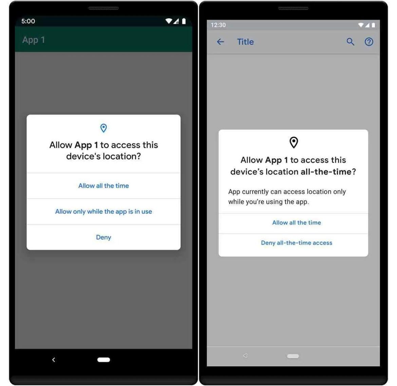 Android Q beta: 10 alterações significativas 2