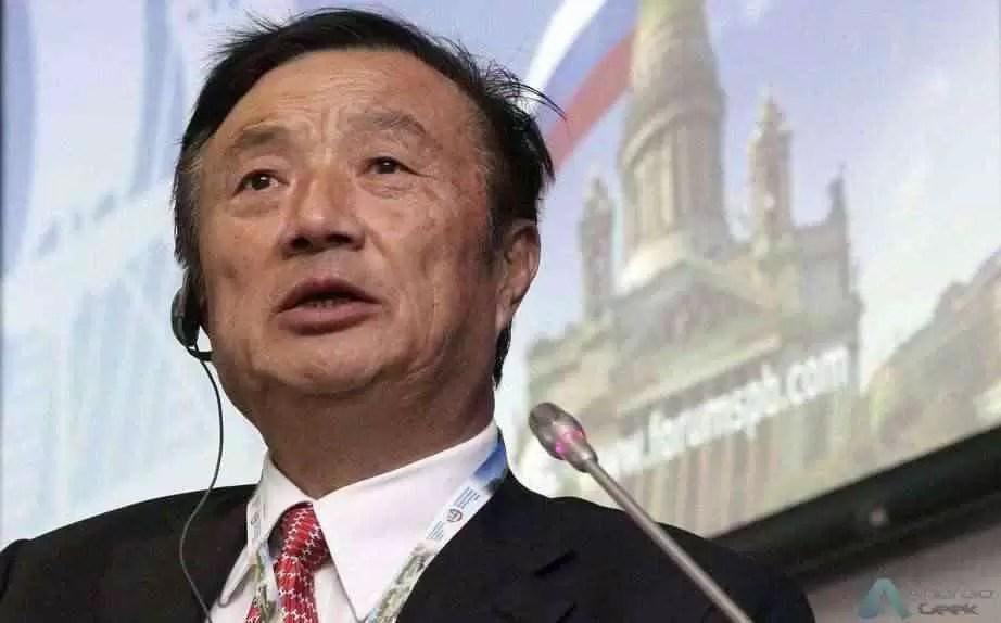 Ren Zhengfei: A história do fundador da Huawei 3