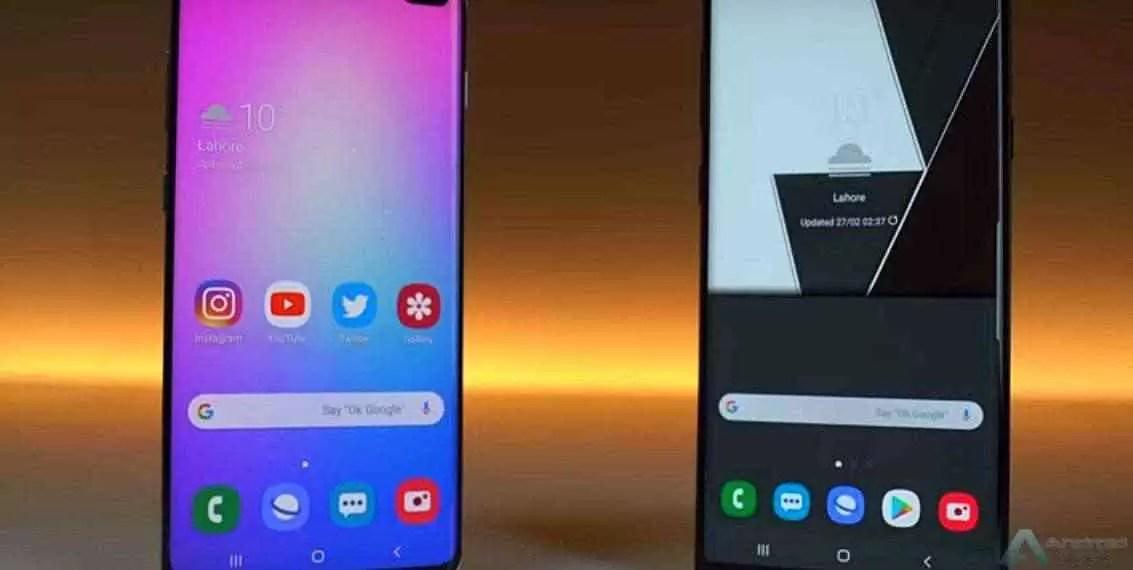 Samsung Galaxy S10 + vs Samsung Galaxy Note9, quais as diferenças e qual devem comprar? 1