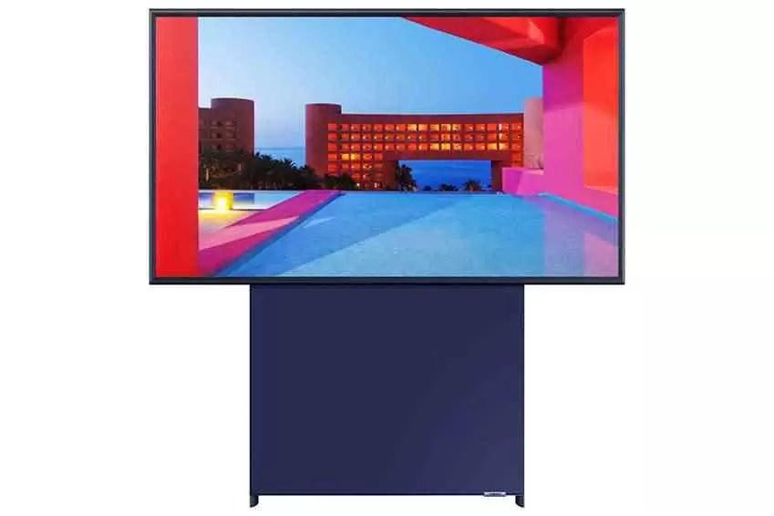 Sero o novo televisor com 43 polegadas vertical da Samsung 1