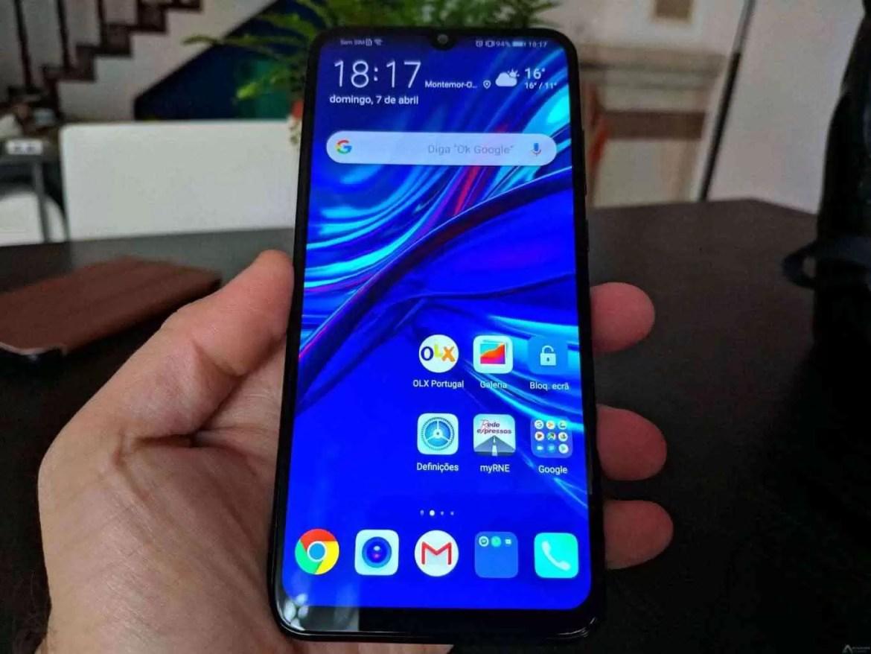 Huawei P Smart 2019 com EMUI 10 recebe atualização de segurança de dezembro na Europa 1