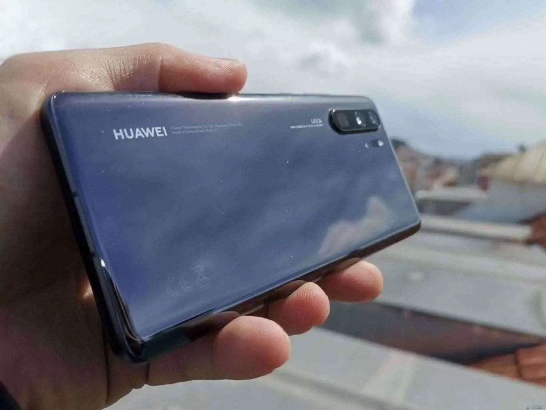 Série Huawei P30 com EMUI 10 recebe nova atualização com otimizações de câmara e correção de ligações Bluetooth 1