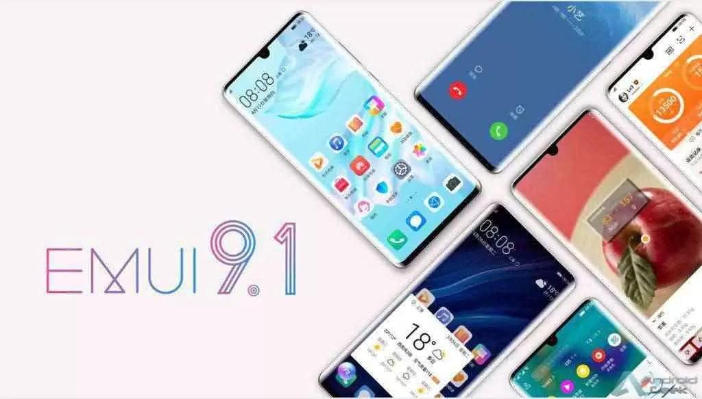 Aqui estão os 49 smartphones Huawei e Honor que receberão a atualização da EMUI 9.1 1
