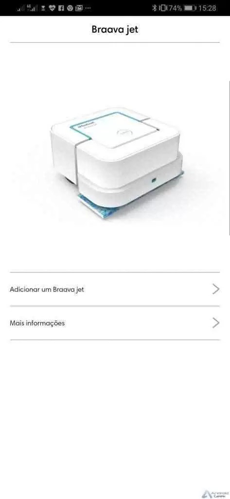 Análise iRobot Braava Jet 240. A iRobot faz questão de nos tornar a vida mais fácil 9