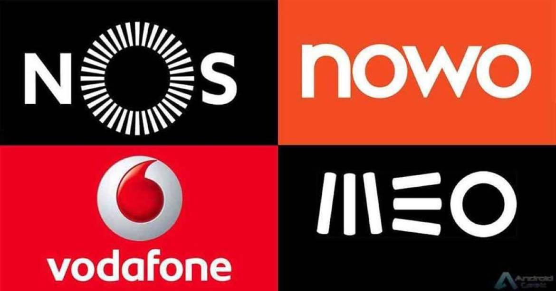 Comparativo entre Vodafone, MEO e NOS em Portugal 1