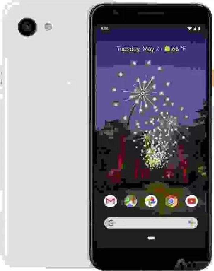 Evleaks confirma o design do novo Google Pixel 3a com a melhor imagem até agora 1