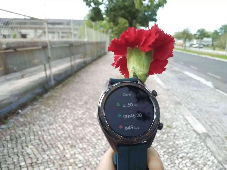 Análise Huawei Watch GT Active. A melhor companhia para a actividade física 20