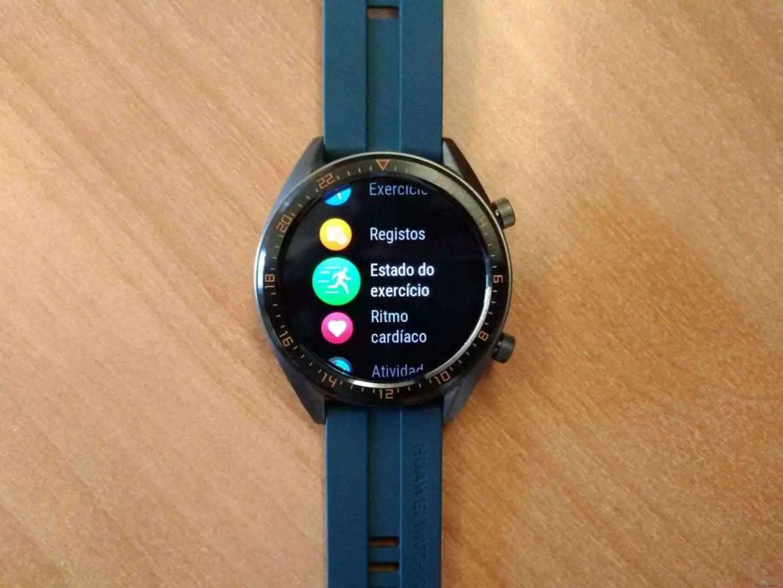 Análise Huawei Watch GT Active. A melhor companhia para a actividade física 12