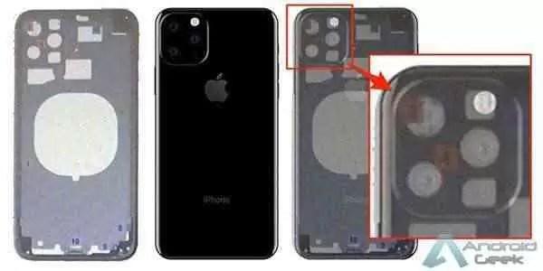 iPhone XI de 2019 vai usar uma super grande angular e lente TOF 4