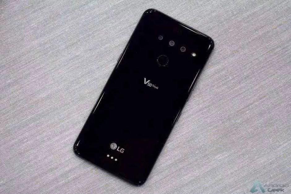 LG espera que o V50 ThinQ 5G faça milagres; após outro trimestre mau 1