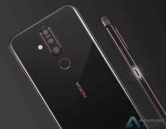 Nokia X71 Oficial com sensor de 48MP, câmaras traseiras triplas e display hole punch 1