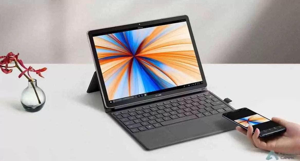 O Huawei MateBook E 2019 é um PC 2-em-1 com Snapdragon 850 e Windows 10 1
