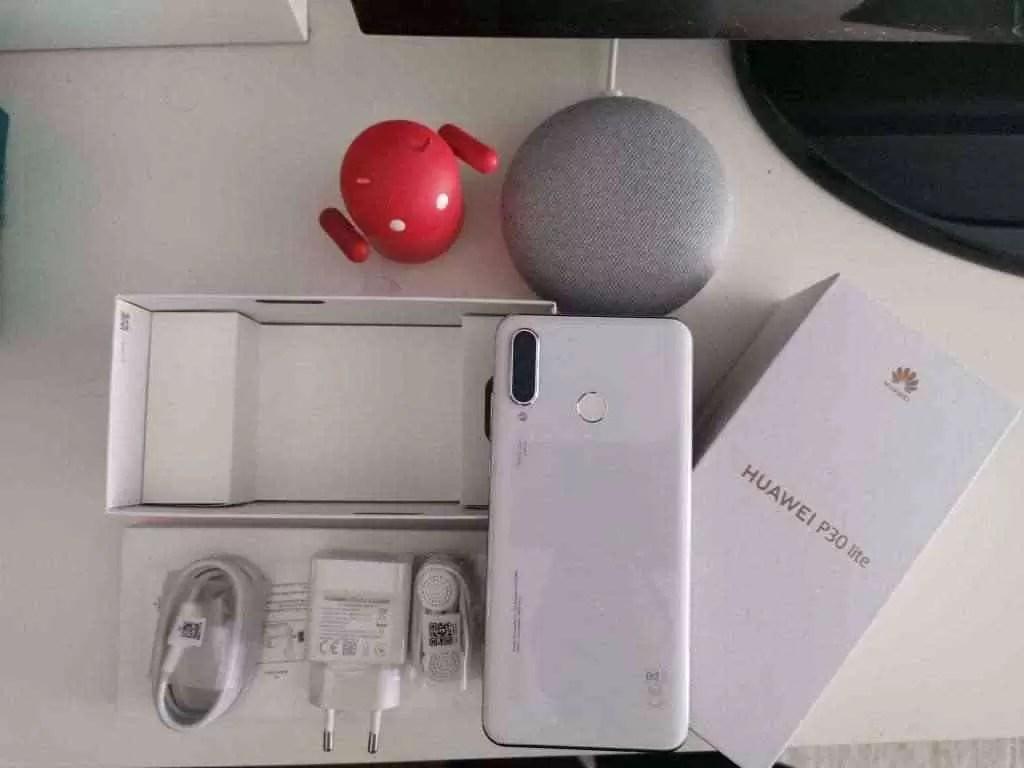Análise primeiras Impressões Huawei P30 Lite 2
