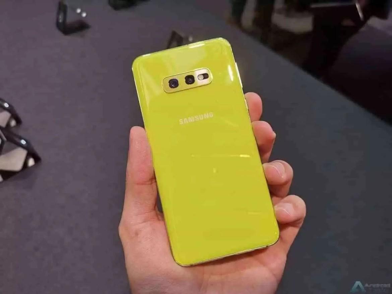 Samsung Galaxy S10e vs. iPhone da Apple XR 2