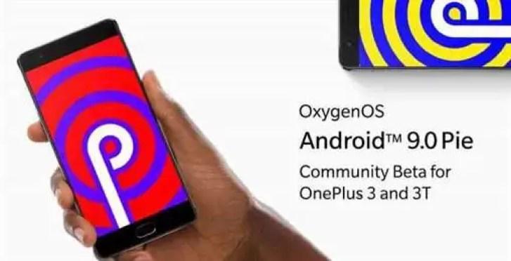 OnePlus 3 e 3T recebem atualização da Comunidade Beta 2 com base em Android Pie 1