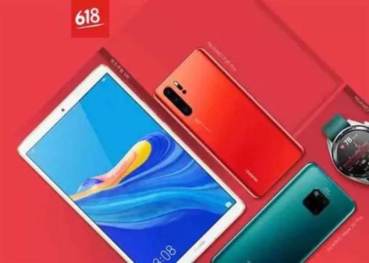 Huawei MediaPad M6 aparece no JD.com 1