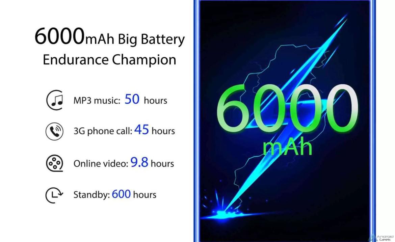 5 razões para comprar o OUKITEL K9: acessível e durável por apenas 199$ em venda Flash 3