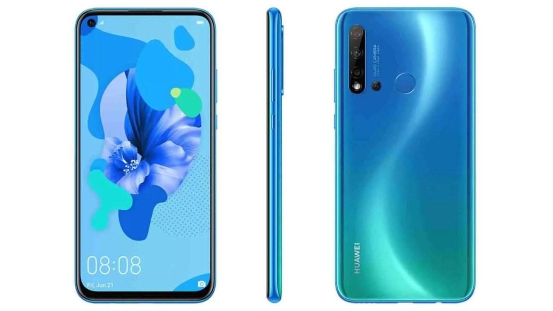 Huawei P20 Lite 2019 azul