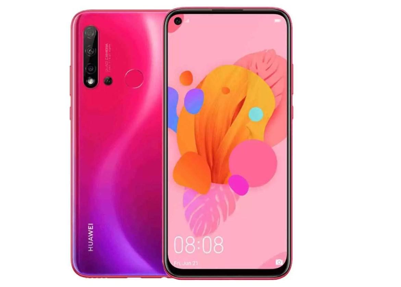 Huawei P20 Lite 2019