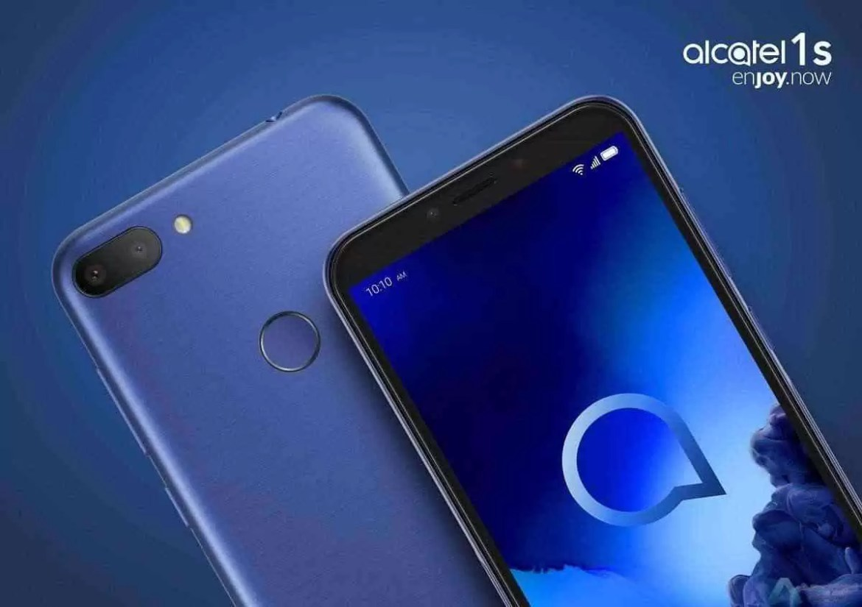 Alcatel 3 2019 e Alcatel 1S 2019 já disponíveis em Portugal – Press releases 3