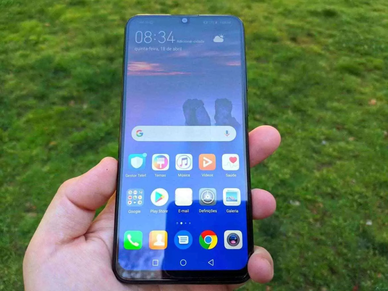 Análise Huawei P Smart+ 2019 - tripla câmara a baixo custo 3