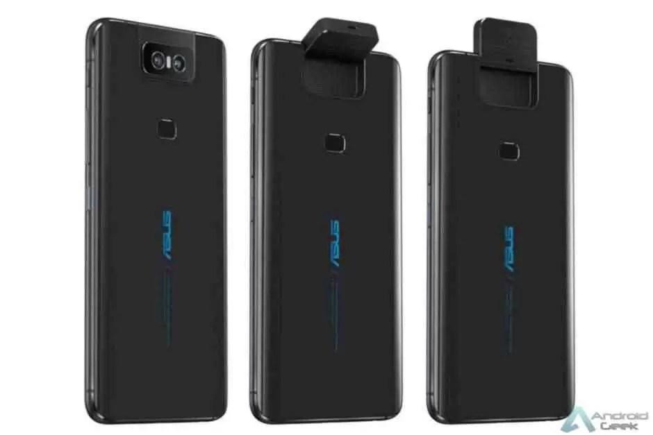 Atualização mais recente Asus ZenFone 6 melhora a câmara principal 1