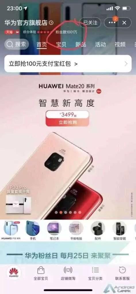 Envio de smartphones Huawei cresce apesar da proibição dos EUA 3