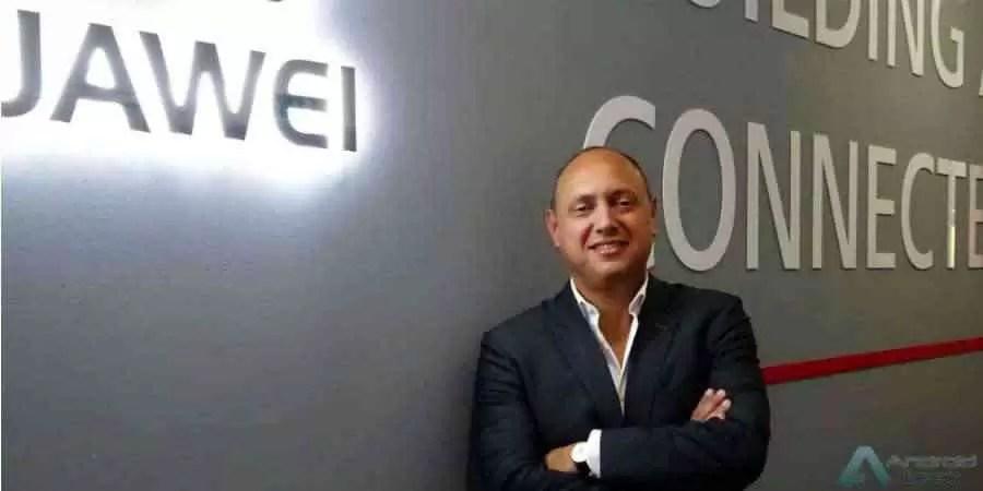 Huawei nomeia novo diretor de Utilities & Finantial Services 1