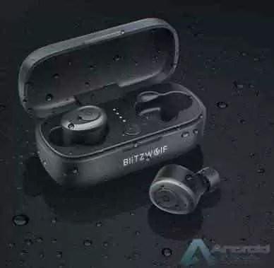 Airpods para Android? Temos muito melhor: Cupões de desconto para fones de ouvido BlitzWolf 4