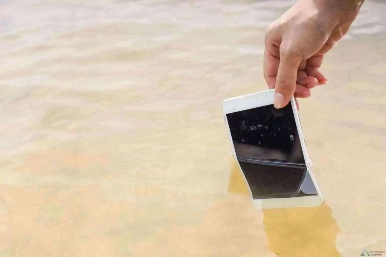 Quão à prova d'água é meu telefone? O que significam as certificações IP? 3
