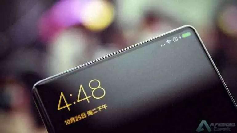 Xiaomi Mi MIX 2 recebe atualização MIUI com base no Android P 1