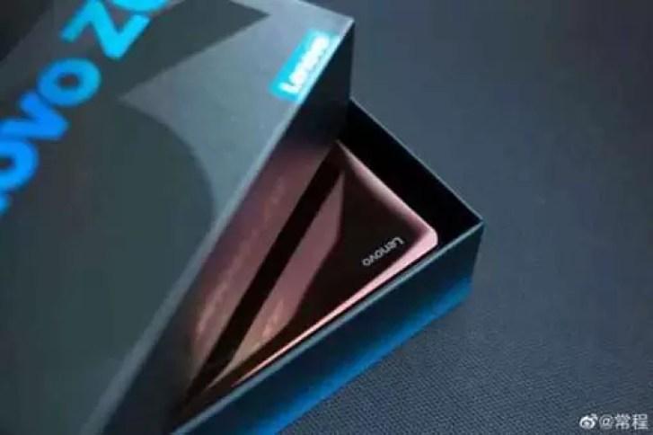 Lenovo Z6 aparece em primeiras fotos 1