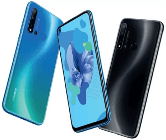Huawei Nova 5i com especificações completas reveladas na TENAA 1