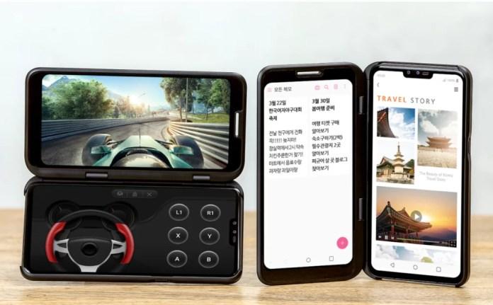 O telefone 5G da LG pode ter sido adiado devido a negociações de licença com a Qualcomm 1