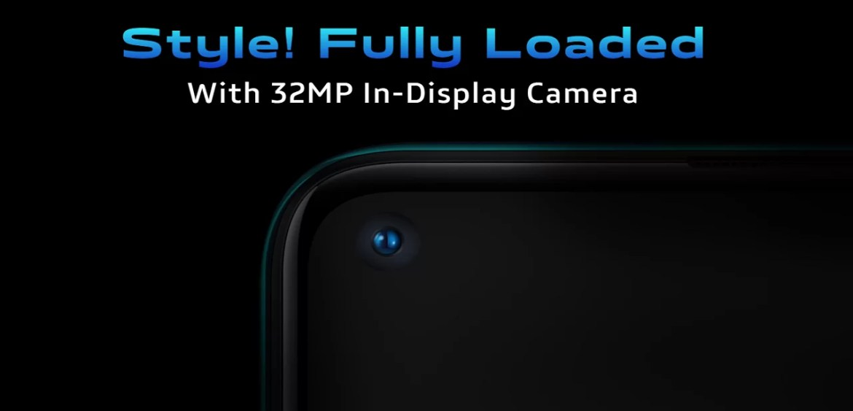 Vivo Z1 Pro 32MP selfie