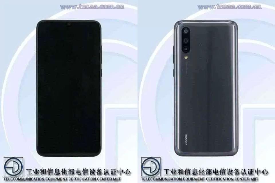 Xiaomi M1904F3BC TENAA
