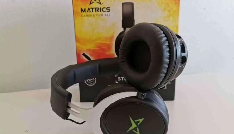 Análise Matrics Storm Pro Gaming Headphones que vão adorar conhecer 19