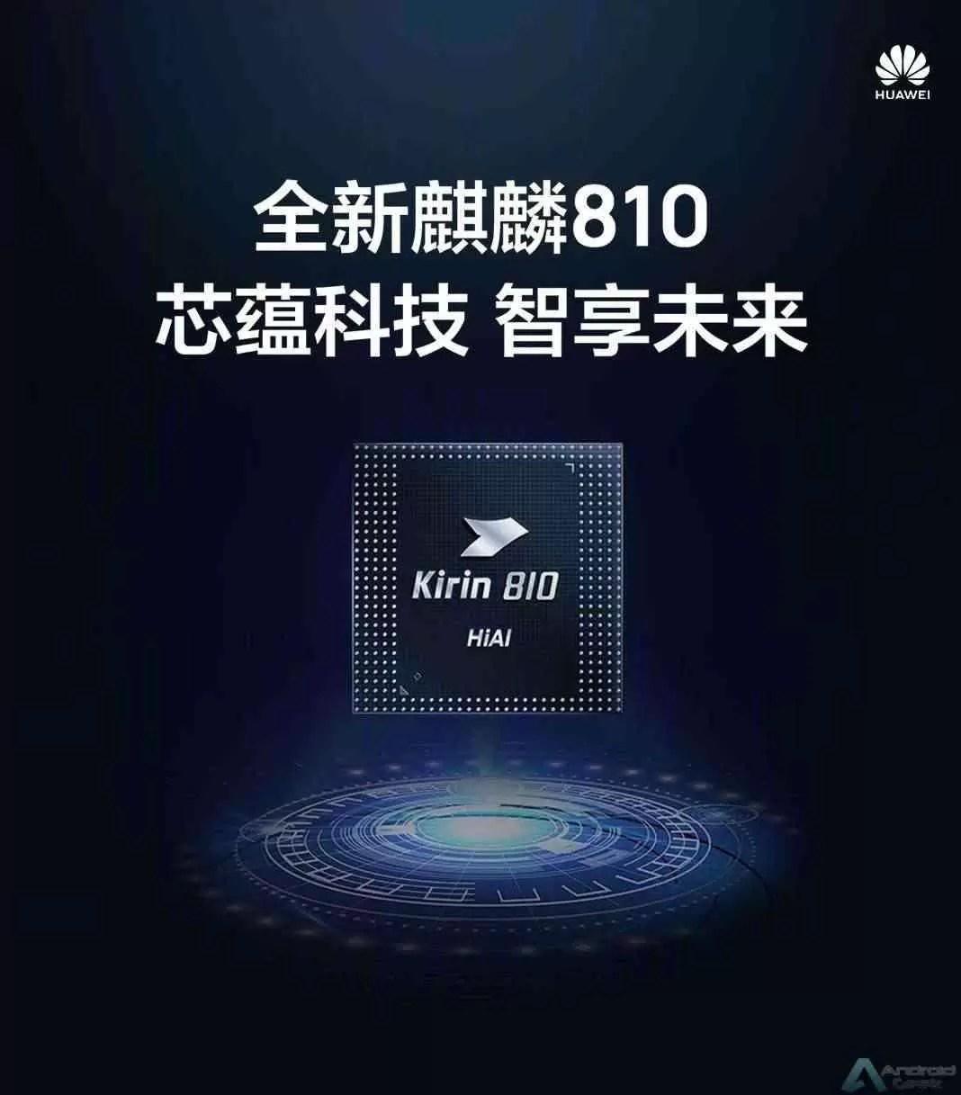Huawei Kirin 810 SoC