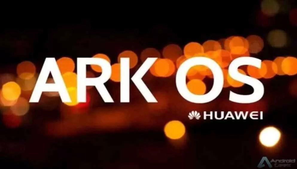 Sistema operativo da Huawei deve estar pronto este outono. Virá no Mate 30? 1