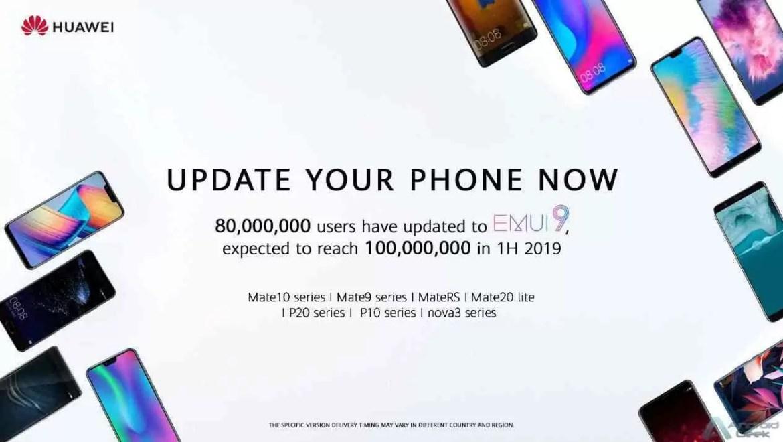 Huawei P20 Lite começa a receber EMUI 9.1 em Portugal 1