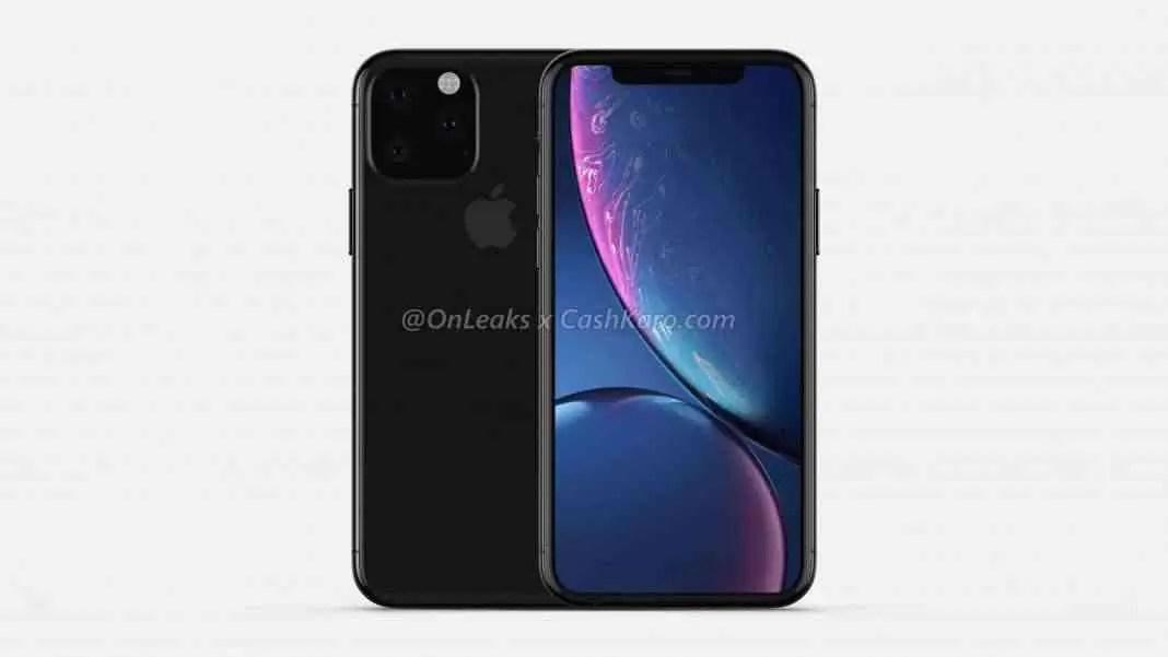 Capas dos iPhone XI, iPhone XIR e iPhone XI Max reveladas 1