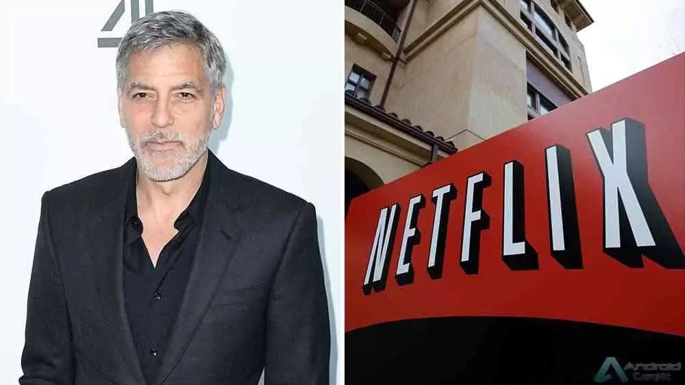 NETFLIX. George Clooney vai protagonizar e dirigir ficção científica para a Netflix 2