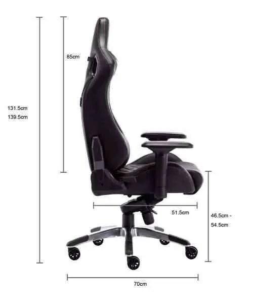 Pro Gaming Chair THRONE da MATRICS pode ser o que vos faltava para chegar mais longe 5