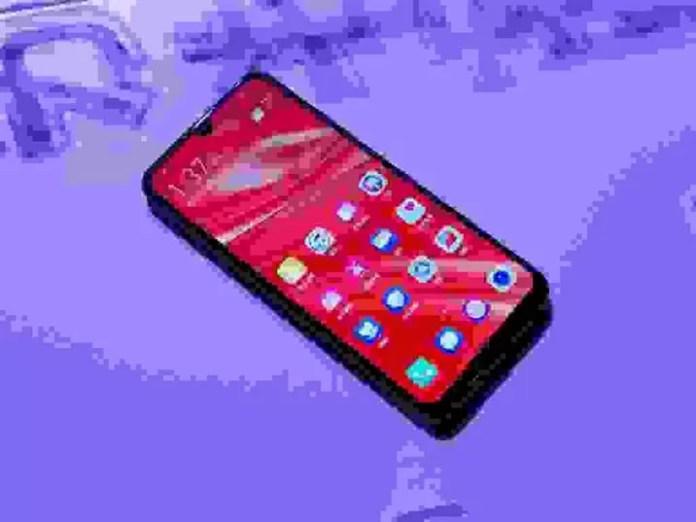Huawei desfrute de imagens 9S